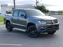 AMAROK 2017/2018 2.0 HIGHLINE 4X4 CD 16V TURBO INTERCOOLER DIESEL 4P AUTOMÁTICO