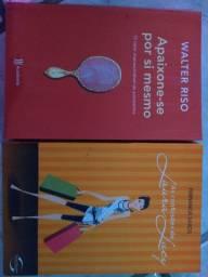 Dois livros usados