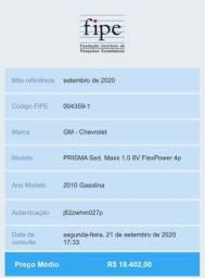 Prisma Maxx Completo c/ GNV! Barato!!