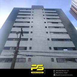 Apartamento com 3 dormitórios à venda, 138 m² por R$ 400.000 - Miramar - João Pessoa/PB