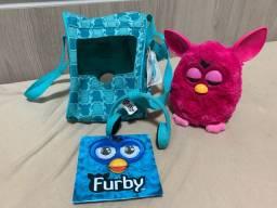 Furby fala inglês