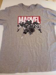 Camiseta da Marvel