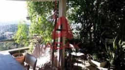 Casa de condomínio à venda com 5 dormitórios em Santa teresa, Rio de janeiro cod:CTCN50001