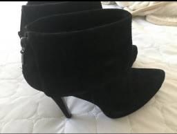 Lote sapatos Arezzo /Lança Perfume
