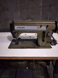 Oportunidade! Máquina de costura Singer zigzag 20u