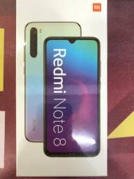 Redmi note 8 64gb lacrado
