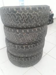 4 pneus BF