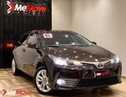 Toyota Corolla XEI 2.0 automático 2018