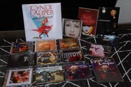 """Cyndi Lauper - """"Coleção De Cds & Dvds"""""""