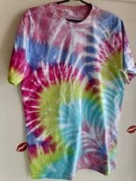 Camisa Tie Dye - Starflower