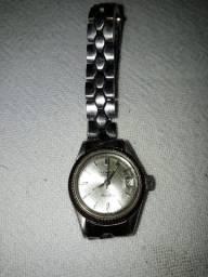 Relógio de pulso feminino Technos Automatic muito antigo