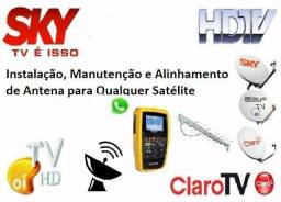 Técnico antena