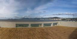 Cobertura exclusiva, Vista mar incrível!! 3 suítes!! Ótima localização no Estreito!!