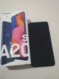 Samsung Galaxy A20s (NOVO)