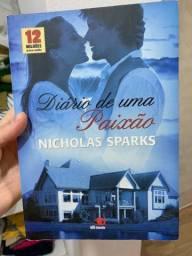 Vários Livros Nicholas Sparks (leia a descrição)