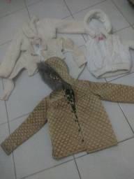 Kit de casacos de frio