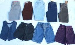 Lote Mom Jeans Vintage CGC 11 Peças