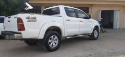 Hilux 2008 2.5 cd 4x4 turbo diesel