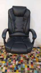 Cadeira Presidente Clássica Nova