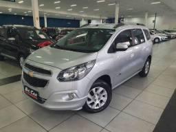 Chevrolet Spin LTZ 1.8 8V Econo.Flex 5p Aut. Prata