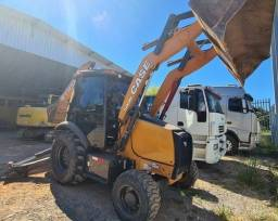 Retro Escavadeira Case 580N (Financio)