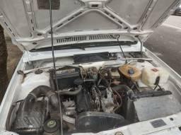 Saveiro diesel Gabina dupla motor 1.9