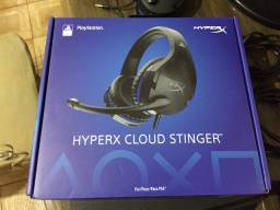 HeadSet HyperX PC/PS4