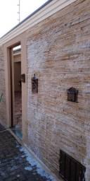 Lavamos pedra de piscina fachada
