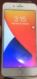 Vendo iPhone 7plus semi novo R$2.000,00
