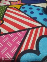 Toalha de mesa arte