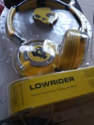 Fone de ouvido Skullcandy LowRider Lacrado