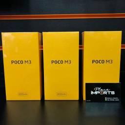 Xiaomi Poco M3 128gb, Loja física e entregamos em toda Bh e região
