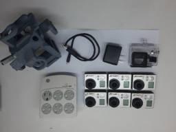 Kit GoPro Hero 3+ (6) + Rig 360