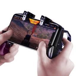 Título do anúncio: Controle Gamepad Para Telefone Celular Gatilhos Grip K21