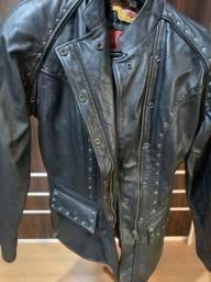 Jaqueta Harley Davidson - Original Couro Legítimo