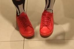 Tênis OxTo vermelho