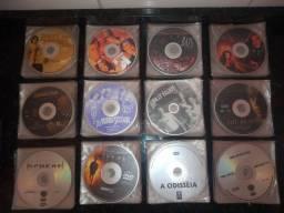Dvds de filmes e outros