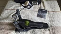 """Pedal Simples Mapex P800 Armory Series, Com Bag original """"SÓ VENDA"""""""