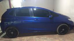 Vendo Honda fit azul
