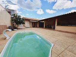 Casa plana com piscina no Jardim do Sol em Resende RJ