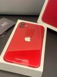 iPhone 11, 64gb, Red (LACRADO)
