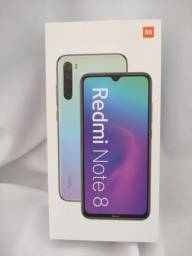 Redmi Note 8 da Xiaomi.. oportunidade única.. Novo Lacrado com pronta Entrega