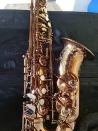 Sax alto soul semi novo