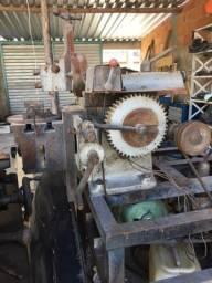 Máquinas para usinagem e brocas