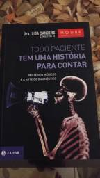 Livro - Todo Paciente Tem uma Historia para Contar