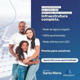 100% Pronto Para Construir e Completa Infraestrutura no Morada dos Ventos Parnaíba