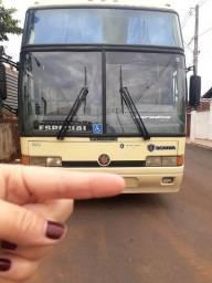 Ônibus Scania  k124 lb