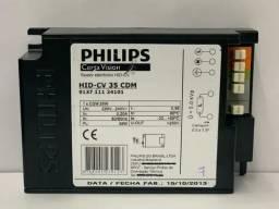 Lote com 5 reatores eletrônicos hid-cv 35 cdm