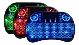 Teclado iluminado Ideal Xbox 360, Xbox One, PS3 e PS4, Ipad, Notebook, PC