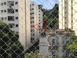 Conjugado com vista livre e 38 metros na Glória - Rio de Janeiro